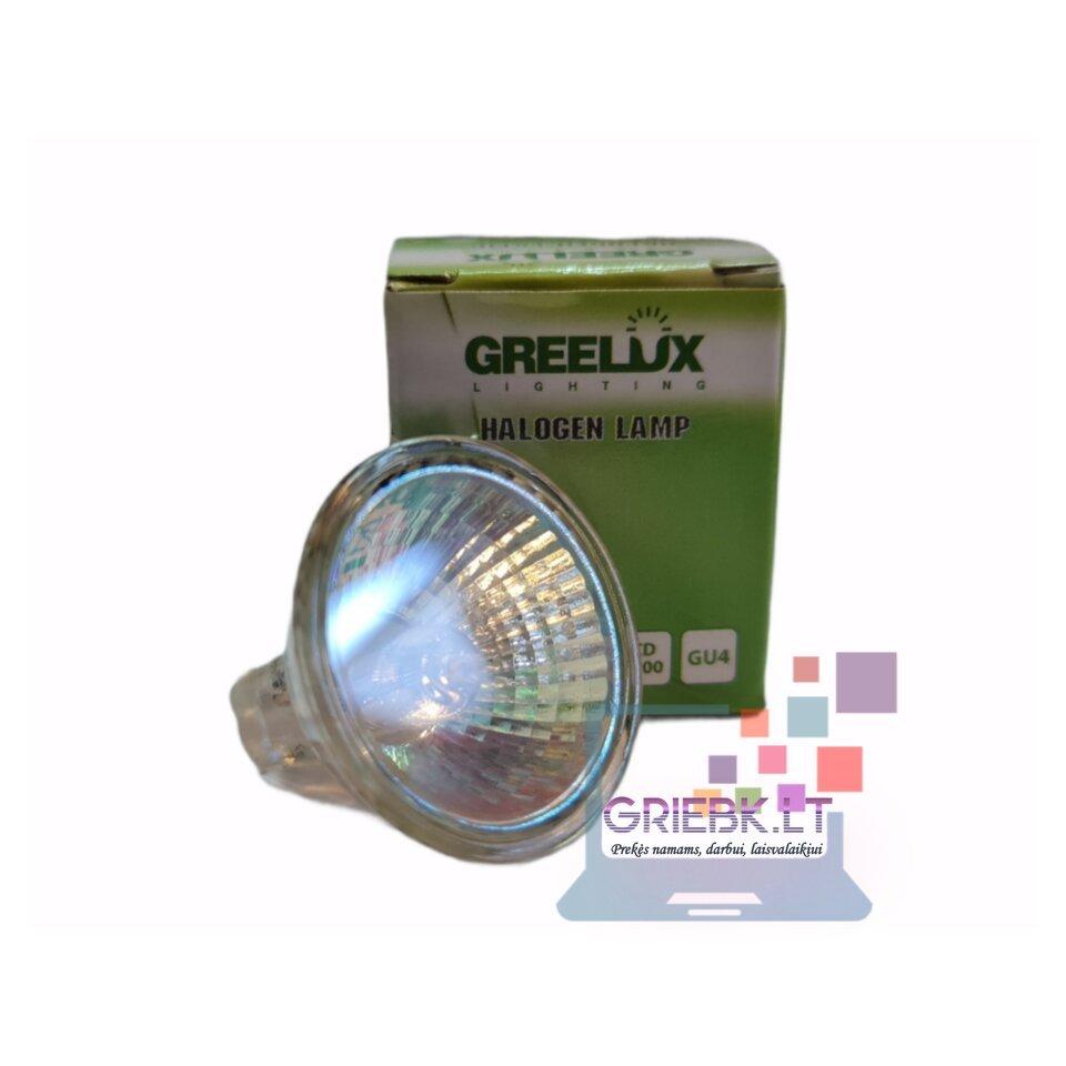 Lemputė halogeninė MR11 12V 35W Greelux